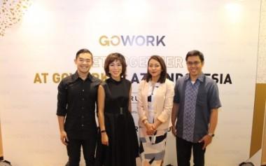 GoWork Hadir di Plaza Indonesia