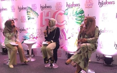 "HC Day 2017 ""The Grateful Project"": Terjemahan Rasa Syukur Para Muslimah"