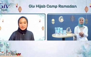 Inspirasi Ramadhan dalam GIV Hijab Camp