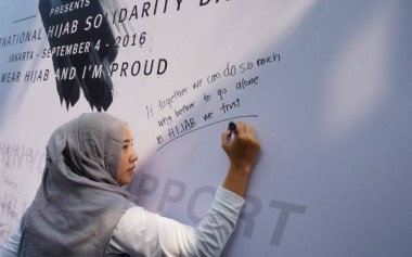 #IslamIsPeace to Mark International Hijab Solidarity Day with HIJUP