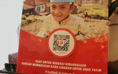 #JadiBaik di Bulan Baik dengan Donasi Digital Praktis dengan TCash