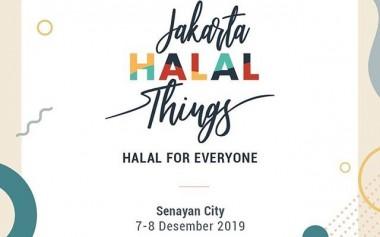Jakarta Halal Things 2019 : Membawa Gaya Hidup Halal untuk Semua