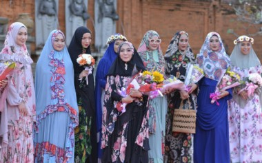 Jawhara Syar'i Tampilkan Show Tunggal di Bali