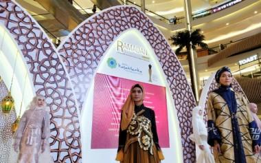 Koleksi 60 Desainer Tampil di Ramadan Runway 2020
