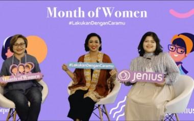 Langkah Konkret Jenius & Komunitas Untuk Semua Perempuan
