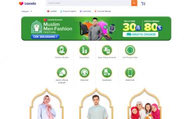 Lazada Amanah, Kanal Terbaru Produk Muslim Terkurasi & Halal
