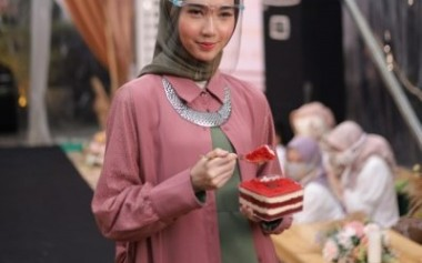 Meet Fashion and Sweet Dessert in Jakarta Sweet Ramadan
