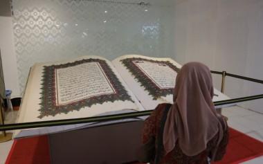 Melihat 7 Al-Quran Terindah & Terunik di Ramadhan Feast Pasaraya