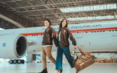 Merchandise Eksklusif Kolaborasi Garuda Indonesia x The Goods Dept