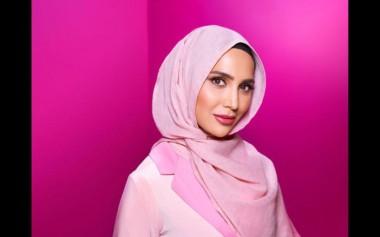 Model Berhijab dalam Iklan Produk Rambut L'Oreal Paris