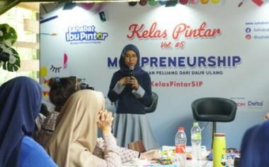 Mompreneur; Inspirasi Usaha, Tantangan dan Kiat Menjalaninya