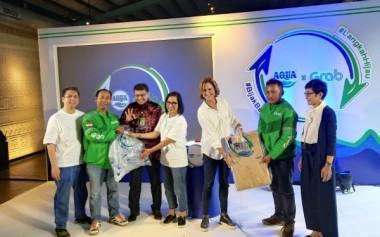 Pilah Sampah Plastik, Kirim Via GrabExpress Recycle