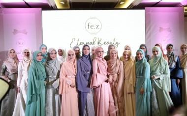 Pilihan Gaun Muslimah 'Fe.z' dari Fenita Arie