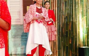 PROUD OF INDONESIA, Parade Fashion Indonesia di AEON MALL BSD CITY