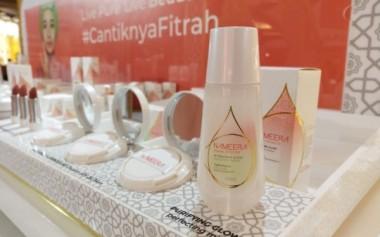 Rangkaian Skincare dan Kosmetik Halal dari Nameera Aquatic Botanical