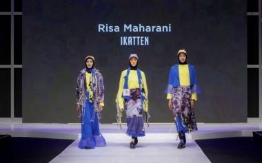 Risa Maharani, Pemenang Modest Young Fashion Design pada MUFFEST 2018
