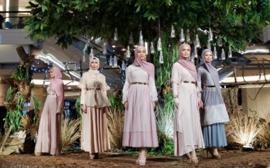 Road to Fashion Rhapsody; Tampilkan Fashion yang Cinta Bumi