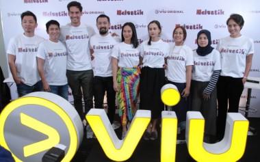 Siap-siap Menikmati Karya Otentik 'Halustik' di Viu