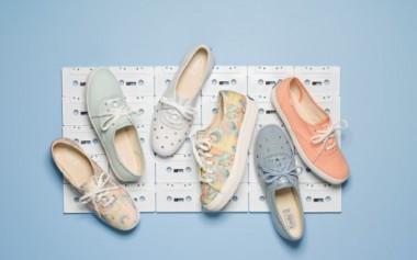 Tahun Baru, Koleksi Sepatu Baru dari Wakai Gyou, Keds & Paul Frank