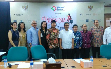 Tekstil & Fashion Indonesia Menuju Rusia dalam Pameran CPM Moscow
