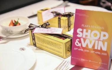 Ulang Tahun ke-23, Plaza Senayan Siapkan Hadiah Mewah