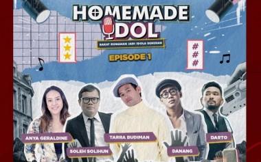 Unjuk Bakatmu dari Rumah lewat Homemade Idol