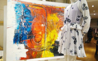 When Art and Fashion Collide in ARTmosphere