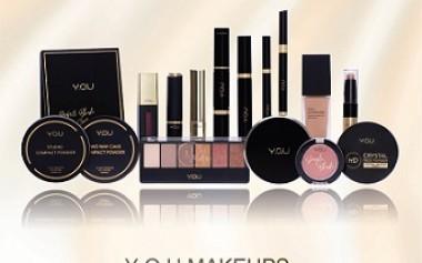 Y.O.U, Makeup Lokal yang Berkualitas & Tahan Lama